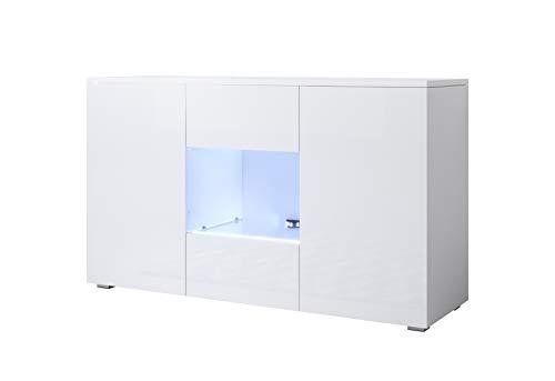 Muebles bonitos Aparador Modelo Luke A2 120x72cm Color