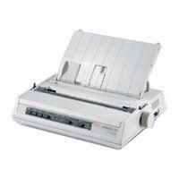 Great Buy for OKI Microline 280 Elite (Serial) A4 Mono Dot Matrix Printer Discount