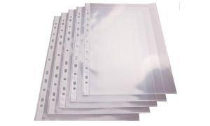 prooffice-value-a4-offnung-oben-polypropylen-gelocht-transparent-100-stuck