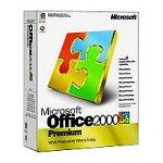 Produkt-Bild: Microsoft Office 2000 Premium SR1 CD W32 / Office Pro + FrontPage + PhotoDraw