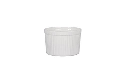 BIA Cordon Bleu 900020S4SIOC Classic Bakeware Souffle Dish, White Bia-souffle