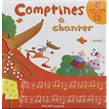 Comptines a chanter, m. Audio-CDComptines à chanter, volume 1 (1 livre + 1 CD audio)