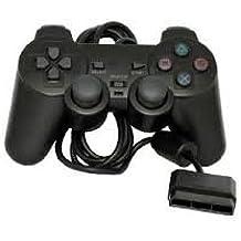 SK ENTERPRISES Playstation 2 Dual Shock Wired Controller,Black