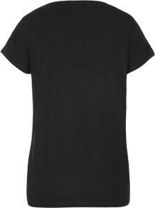 Minimum Witta W T-Shirt Schwarz