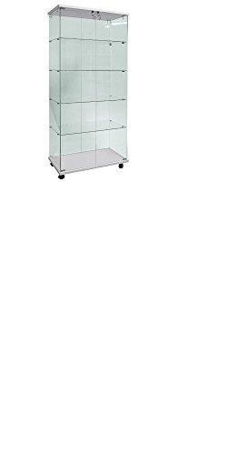 vitrina de modelado, Destacados en cristal, caja de cristal, tienda del gabinete,