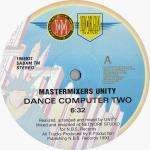 Mastermixers Unity - Dance Computer Two - N.B.S. Records - Nb-computer