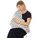 kiddo-care-per-allattamento-infinity-sciarpa-allattamento-per-allattamento-grigio-bianco-chevron