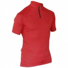 Men s Short Sleeved Cycling Jersey Impsport University Red (Medium  38  Chest) d4d5592af