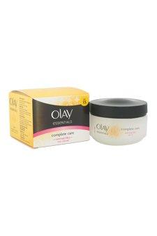 4 X Olay Essentials Complete Care Crème de jour UV SPF 15 50 ml