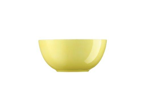 Runde Schüssel-form (Arzberg 9700-06544-0621-1 Form Tric Schüssel rund 21 cm, gelb)