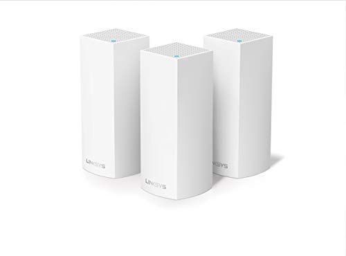 Linksys VELOP Tri-Band Triple Pack Mesh Router, weiß