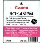 Canon BJ-W 6400 P - Original Canon 8974A001 / BCI-1431PM / Imageprograf6200 Light Magenta Tinte -
