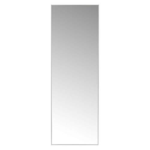 Espejo Pared Moderno Blanco 30x90 cm - LOLAhome