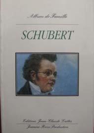 Schubert, album de famille