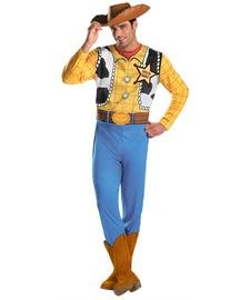 assic Adult Costume (Toy Story Woody-halloween-kostüm)