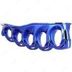 T-Blade Holder metallic-blau, Größe:256, Farbe:Metallic - Blue