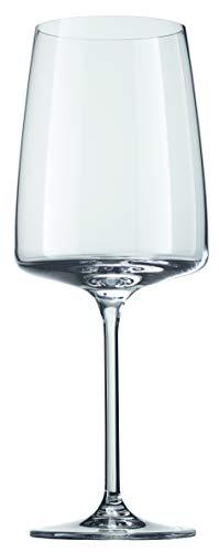 Schott Zwiesel 142154 Sensa Wijnglas Flavour & Spicy, 0.66 Ltr Kapazität, Transparente, 6 Stück