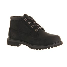 Timberland Nellie FTB Damen Kurzschaft Stiefel Black Mono Exclusive
