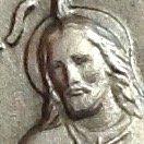 Medaille des Heiligen Judas Thaddäus Apostel In Sterling Silber 925 mit Kette Sterling Silber 925 - 3