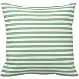Custom-classics Sofa (Generic Dark Sea Green Classic Striped Throw Pillows Throw Pillow Case Sofa Decorative Home Custom Cushion Cover 18 X 18 Inch)