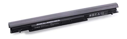 vhbw Li-Ion Akku 4400mAh (14.8V) für Notebook Laptop ASUS Ultrabook S505CM-XX189P, S56, S56C, S56CA wie A31-K56, A32-K56, A41-K56, A42-K56.