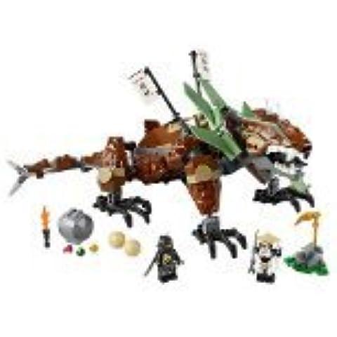 LEGO Ninjago Earth Dragon Defence 2509 by LEGO
