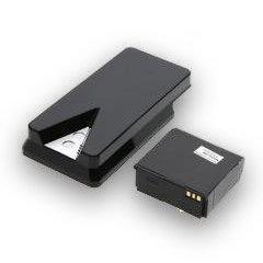 Qualitätsakku - Akku für HTC T7272 - 2400mAh - 3,7V - Li-Ion