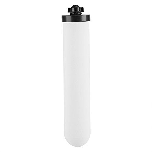 Controsoffitto acqua purificatore filtro elemento di carbonio, sistema di filtraggio dell' acqua potabile, in ceramica 1/in uscita acqua sistema di filtrazione purificazione di ricambio notebook