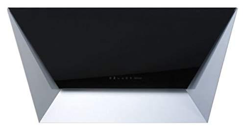 Falmec PRISMA1420 hotte 800 m³/h Monté au mur Noir A - Hottes (800 m³/h, Conduit, A, C, E, 60 dB)