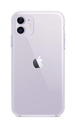 Apple Funda Transparente (para el iPhone 11)