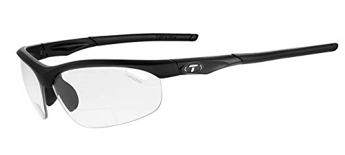 Tifosi Optics Tifosi Veloce Fototec Readers Sunglasses - +2. 0 - Matte Black Foto