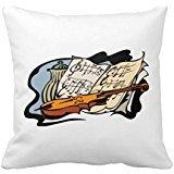 Violin Music Jar Still Life Png Throw Pillow Case 18