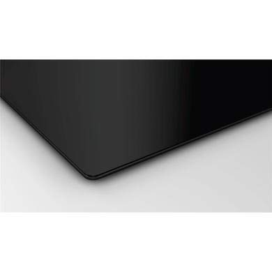 Bosch PUE611BF1B Serie 4 59cm Frameless Four Zone Induction Hob Black