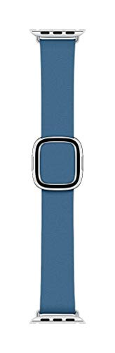 Apple Watch Correa azul cabo con hebilla moderna (40mm) - TallaM