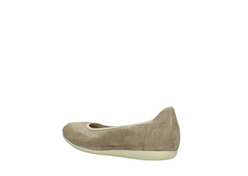 Wolky 110 Tampa Donna 20150 Taupe Leather