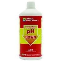 GHE pH Down 500 ml (Verwendet Backpulver)