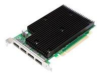 Hewlett Packard nVIDIA Quadro NVS 450 Grafikkarte (PCI-e, 512MB GDDR3 Speicher, 1 GPU) Full Retail