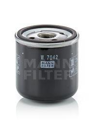 MANN-FILTER W 7042 MotorblÃcke