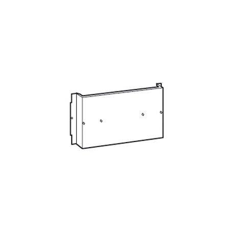LEGRAND ARMAR DISTRIB XL3 800-4000 020629 - XL3 PLACA DPX 250/630+DIF CL