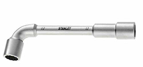 Stanley 1-13-390 Clé à pipe débouchée 6 x 12 pans 32 mm