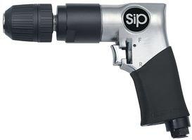 SIP Reversible AIR Drill KEYLESS 3/8