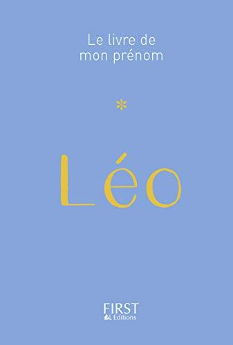 38 Le Livre de mon prénom - Léo par Jules LEBRUN