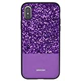Joyroom Dazzling/Bravery Series Case for iPhone X (Purple)
