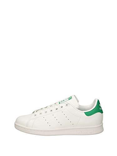 adidas-Stan-Smith-J-M20605-Scarpe-da-Basket-Unisex--Bambini