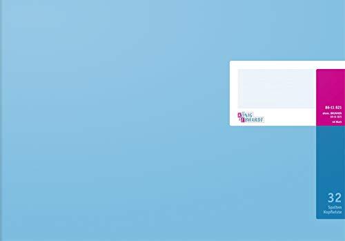 König & Ebhardt 8611821 Geschäftsbuch / Spaltenbuch (42,5 x 29,7cm, mit Kopfleiste 32 Spalten, 32 Zeilen, 80g/m², 40 Blatt, Drahtheftung)