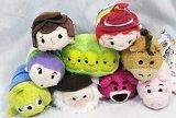 Disney Store Toy Story Tsum Tsum Complete Set of 9 Mini 3.5 - Buzz, Woody, Jessie, Bullseye, Hamm, Alien, Peas, Bear, Stinky Pete by Disney (Jessie Bullseye Woody Buzz)