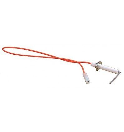 Chaffoteaux - Électrode & câble sonde ionisation système Minima MX2 24FF 30FF & SE 60000231
