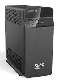 APC BX600C-IN UPS (Black)