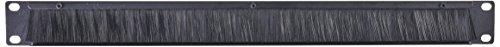 Pass Thru Kabel (APC 1U Kabel Pass-Thru mit Brush Strip, schwarz)