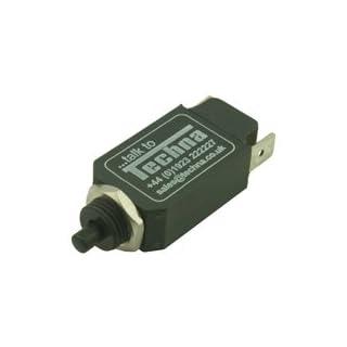 Spiratronics Miniature Panel Circuit Breaker 2A